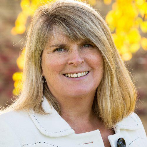 Mrs Gillian Hoyle