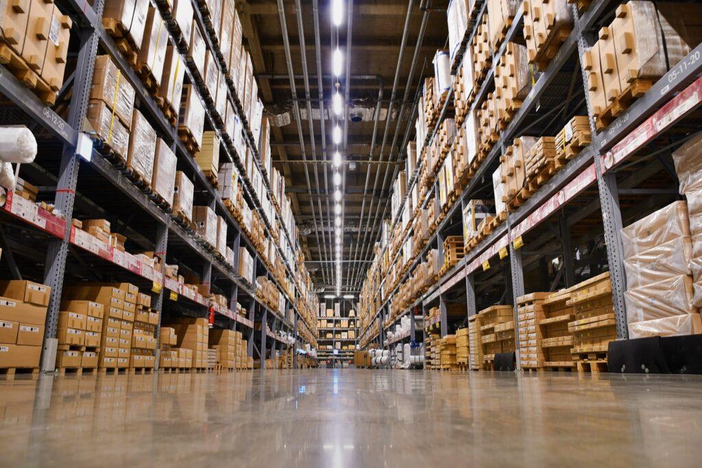 FMCG warehouse