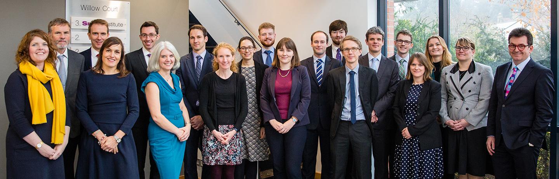 Smith Institute team